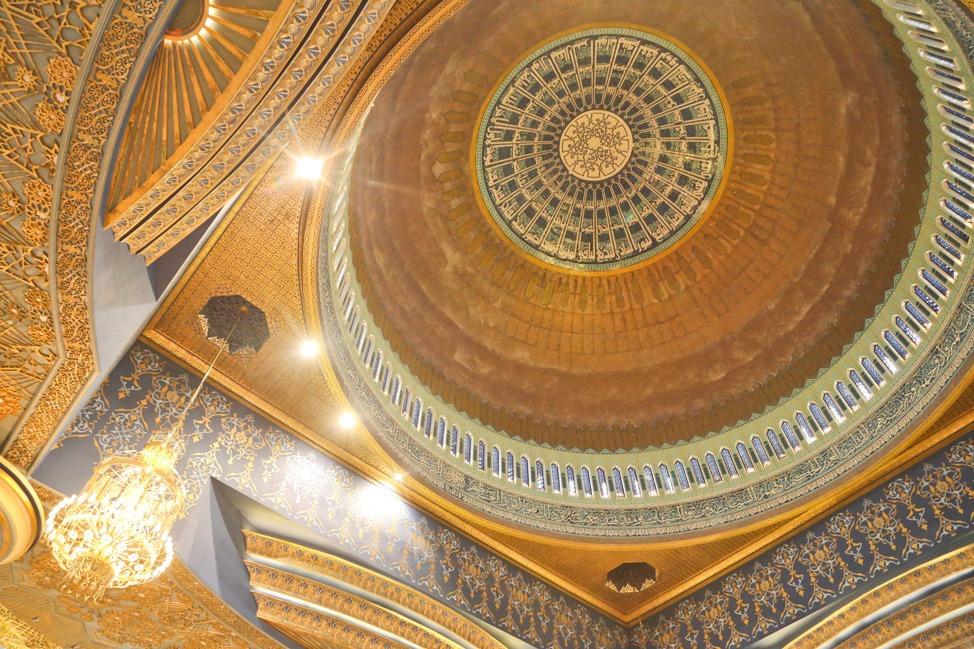 Grand Mosque Tour Kuwait