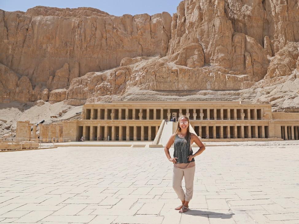 Mortuary Temple of Hatshepsut