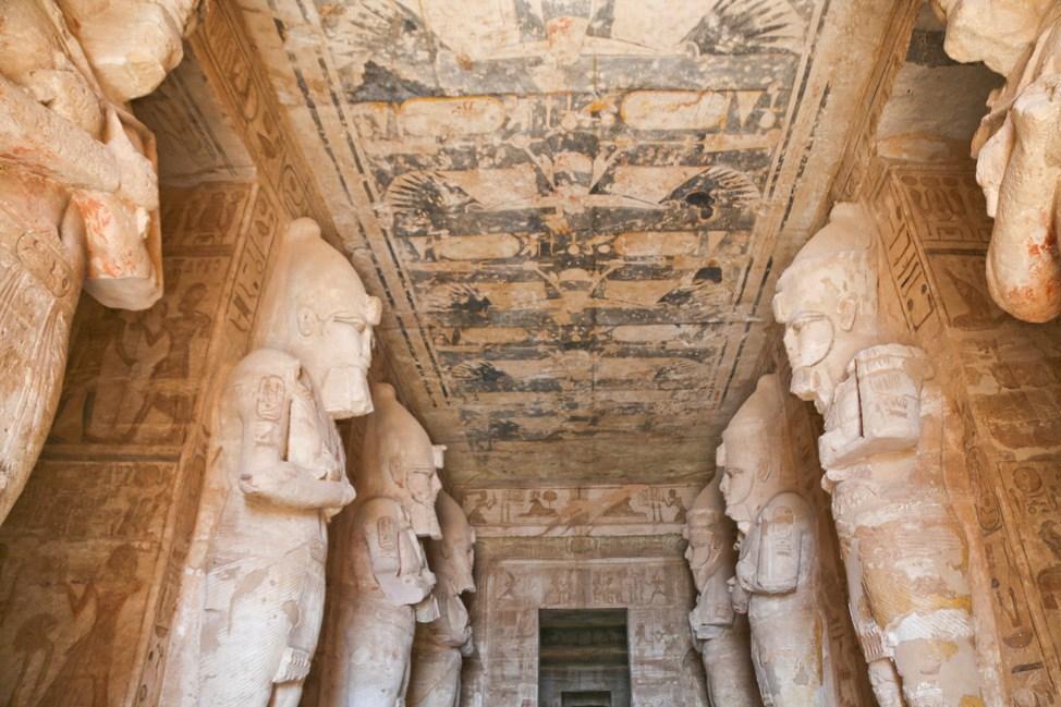 Visiting Abu Simbel Temple