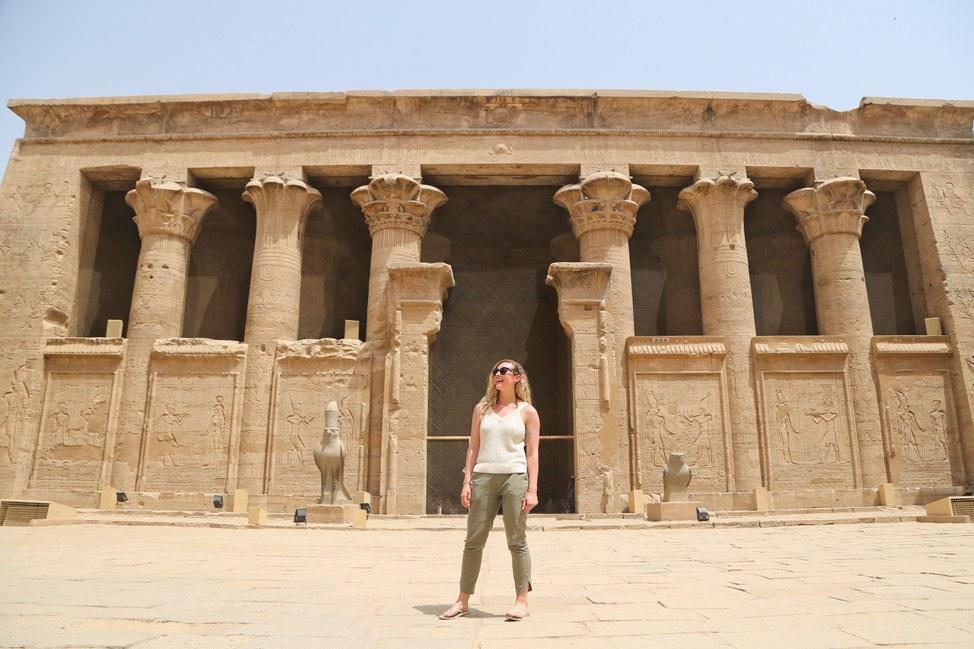 Travel Talk Felucca Odyssey Tour