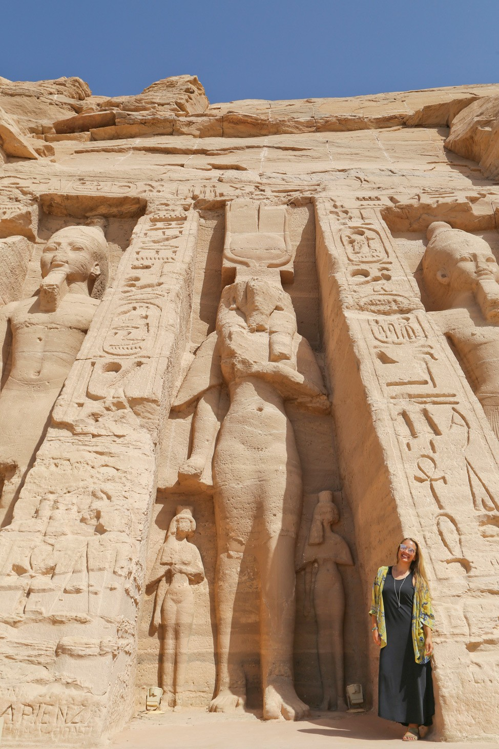 Travel Blog Eight Day Egypt Itinerary