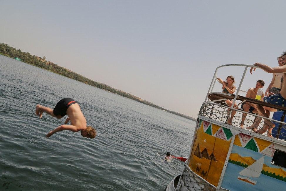 Travel Talk Tours Felucca Odyssey Egypt