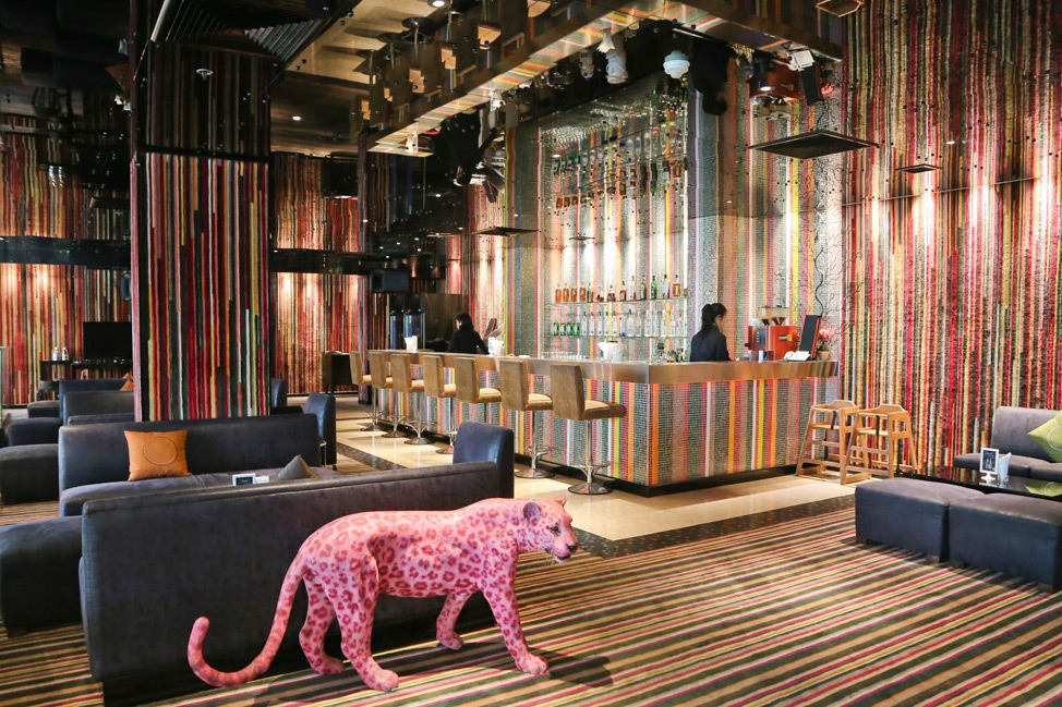 Dream Hotel Bangkok Restaurant