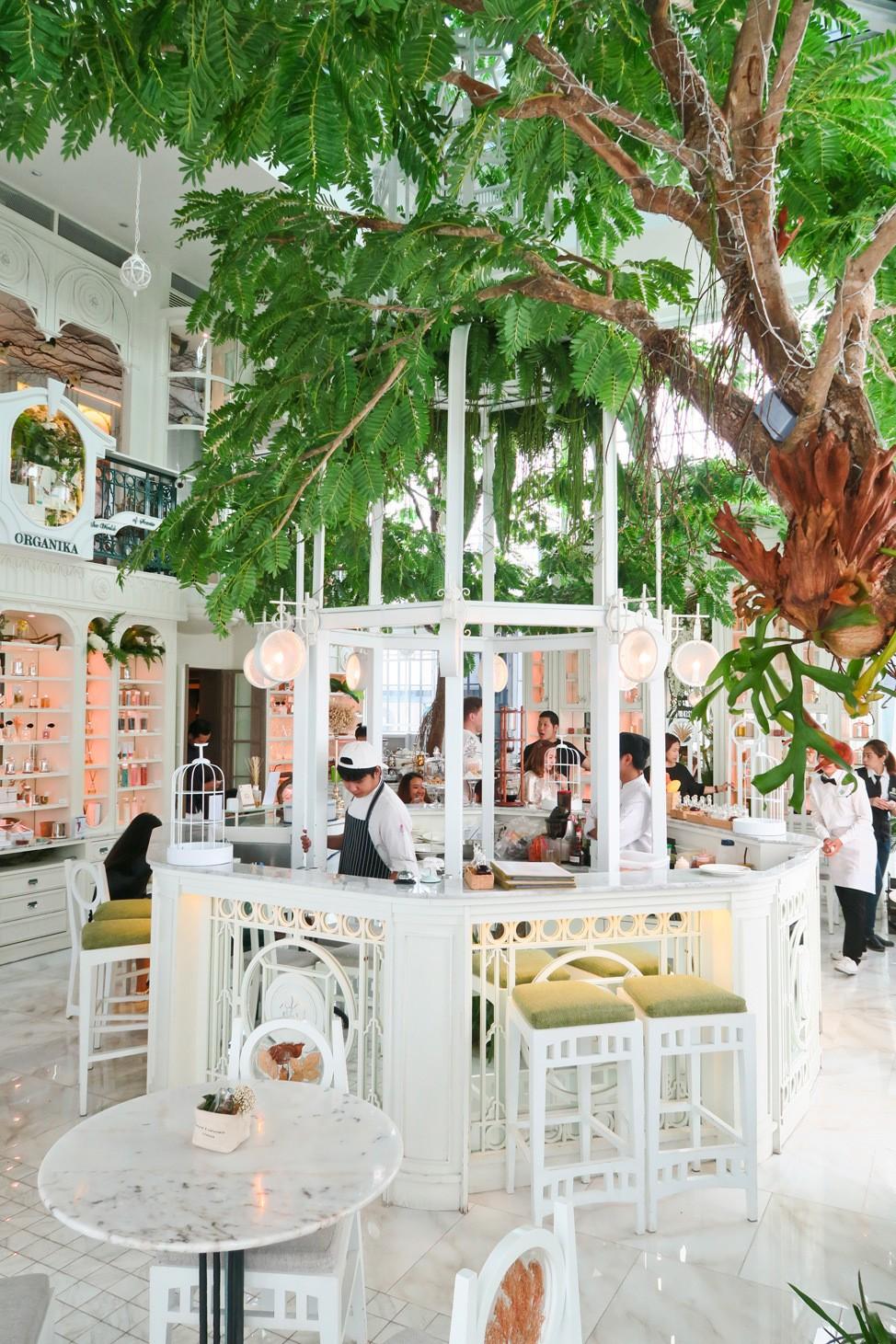 Organika Restaurant Bangkok