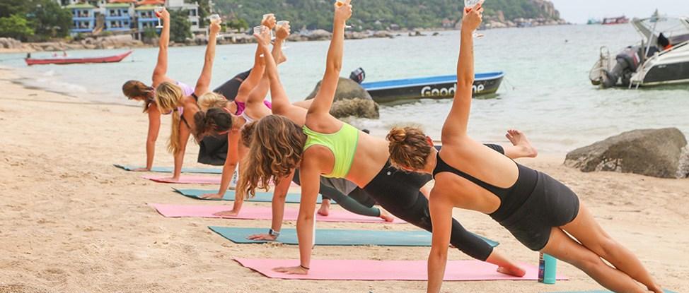 Wander Women Dive + Yoga Retreat Koh Tao Recap Part II: Becoming Real Life Mermaids thumbnail