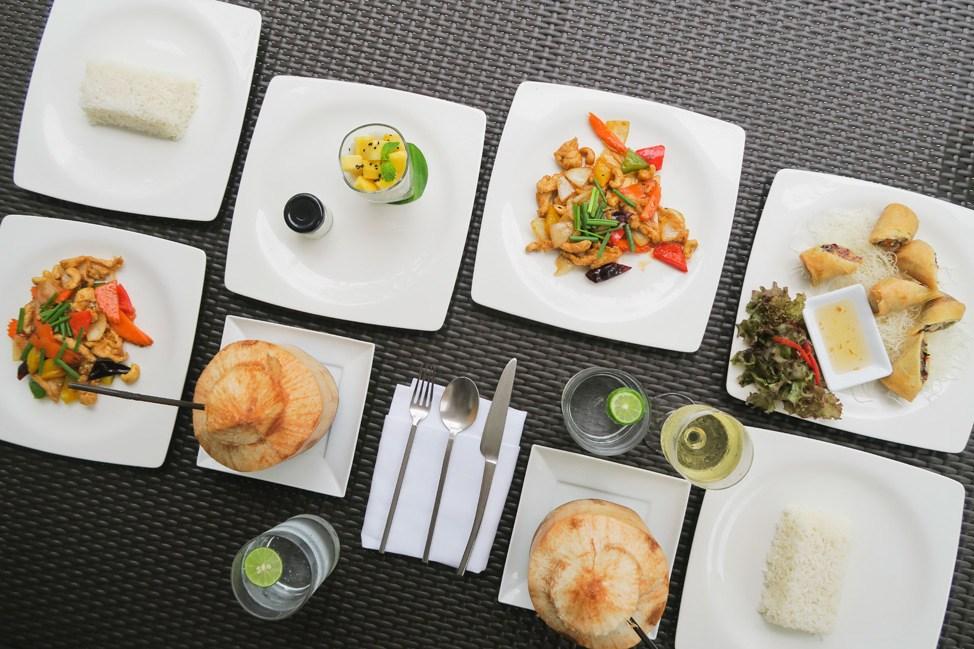 X2 Koh Samui Resort Food