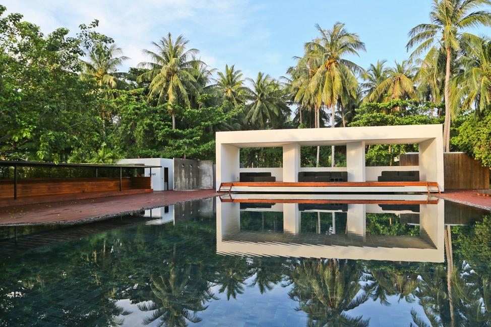 X2 Resort Koh Samui Pool
