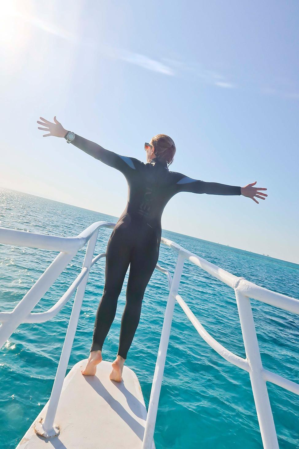 PADI Travel Liveaboard Review
