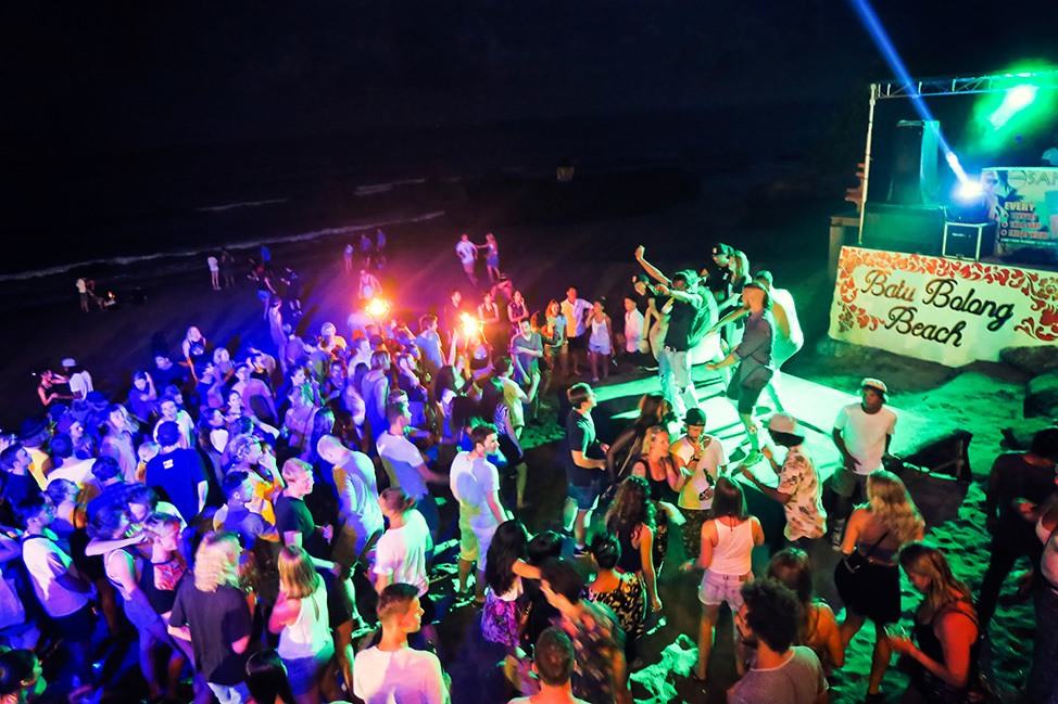 Bali Nightlife
