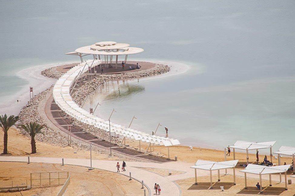 Scuba Diving in the Dead Sea
