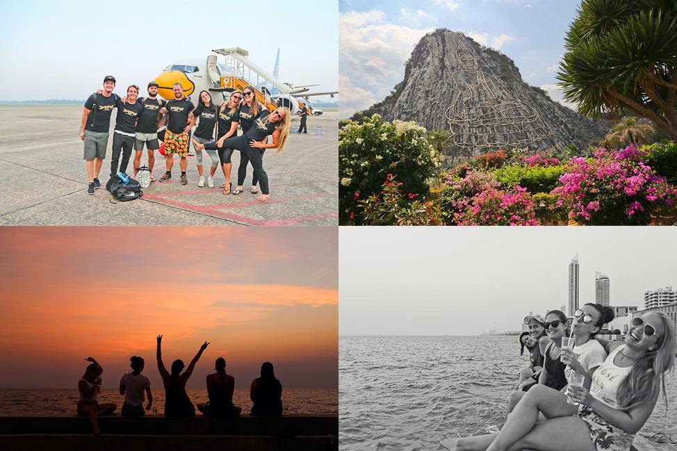Pattaya Travel Blog Roundup