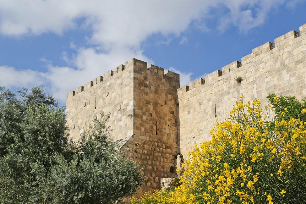 Traveling to Jerusalem