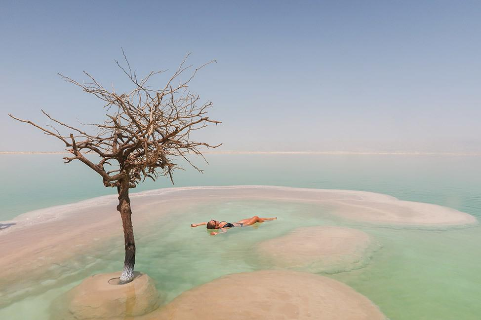 Traveling to the Dead Sea