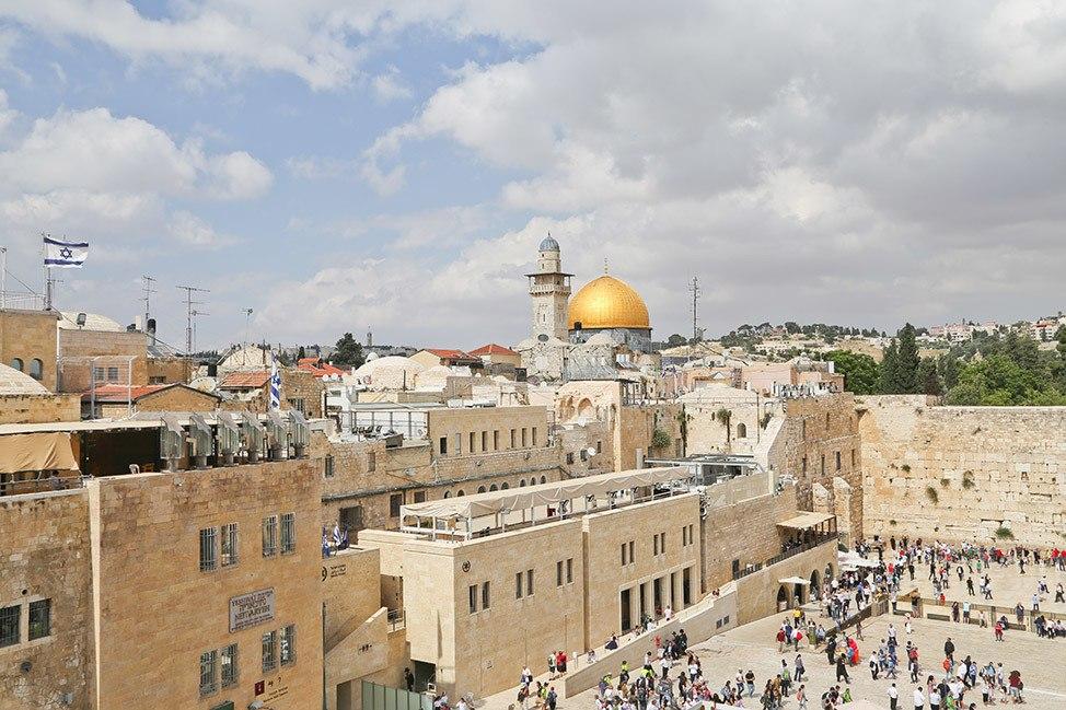 Travel to Jerusalem