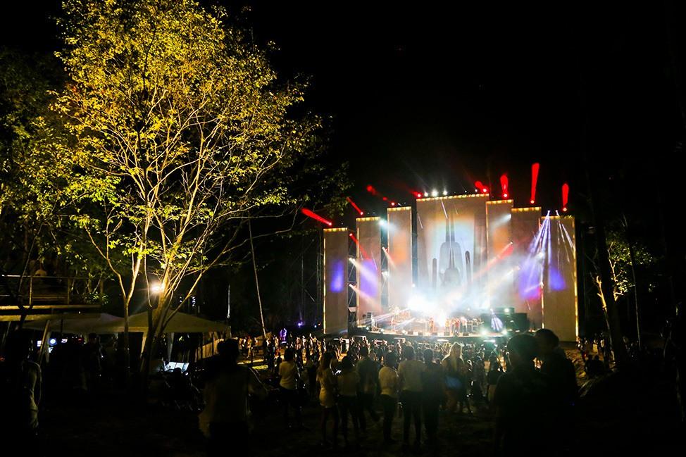 Tao Festival 2017, Koh Tao, Thailand