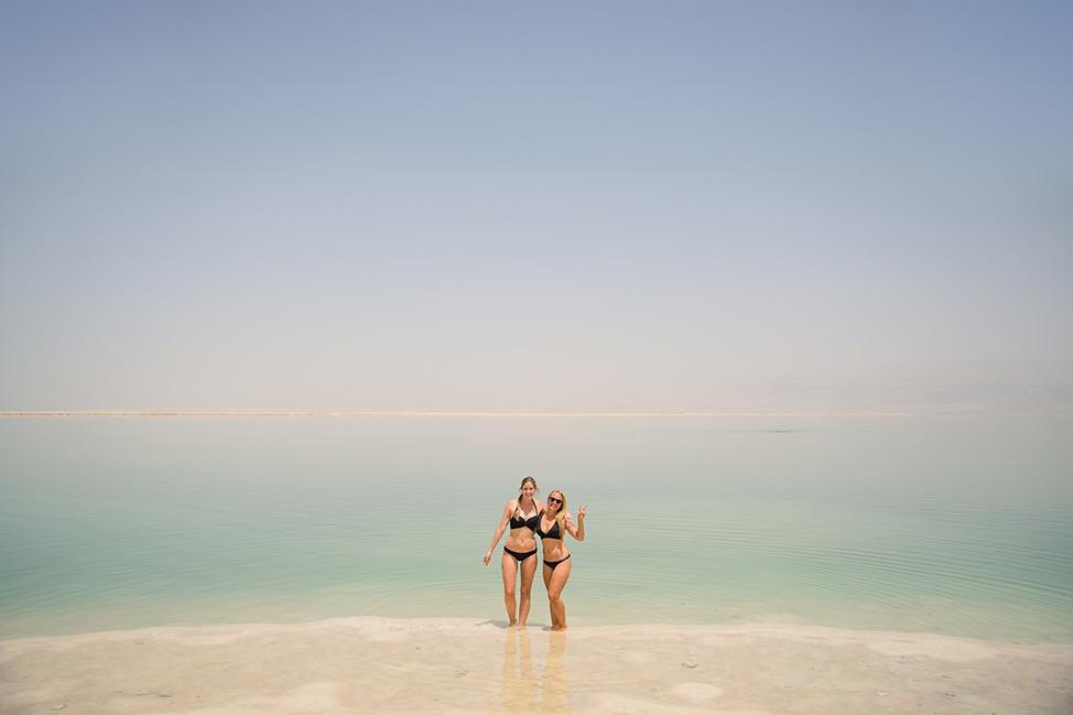 Ein Bokek, Dead Sea, Israel