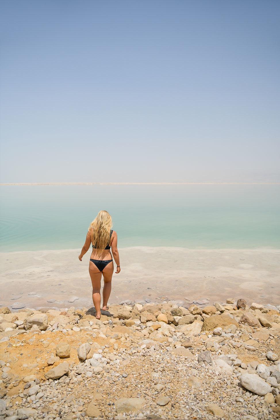 The Dead Sea, Ein Bokek, Israel