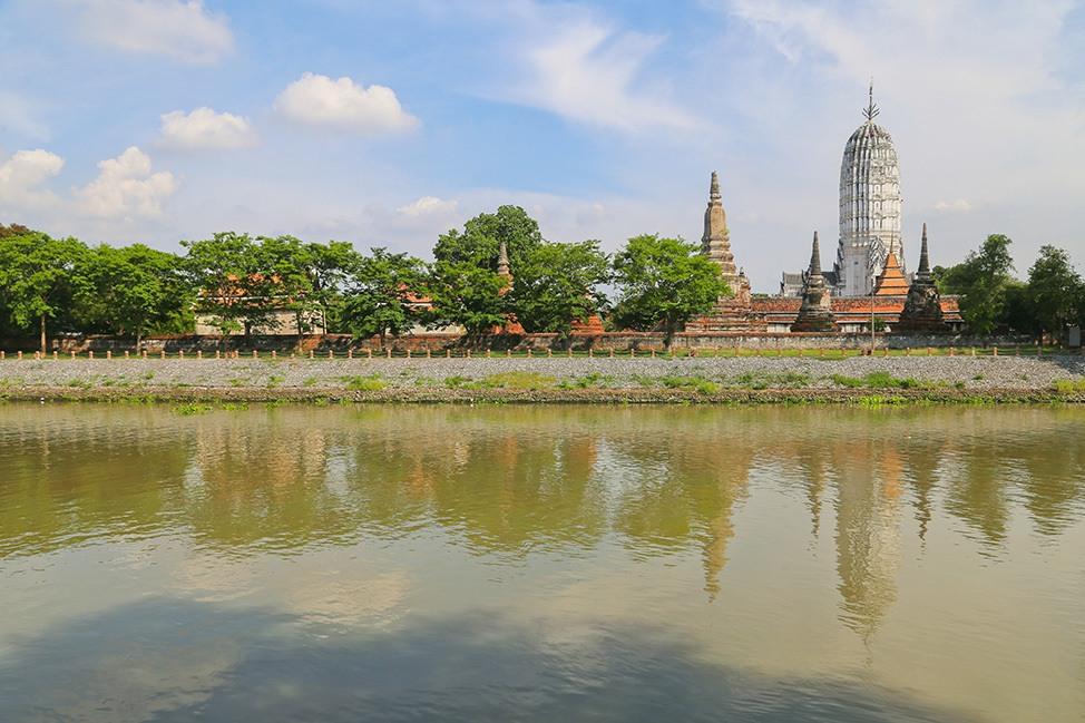 Ayutthaya Travel Blog Guide