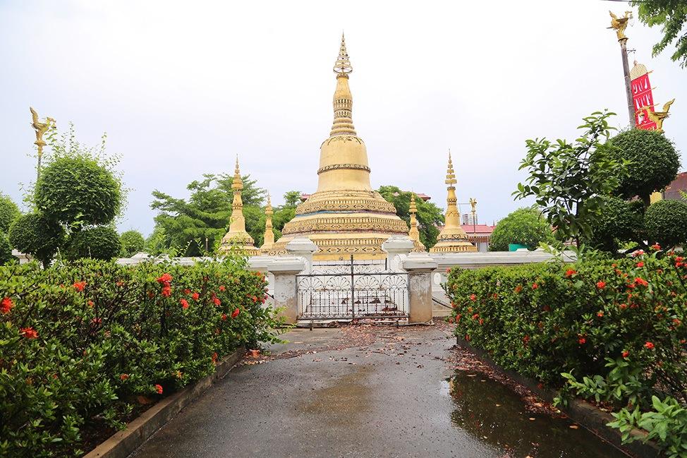 Mekhala River Cruise village tour on the Chao Phraya River