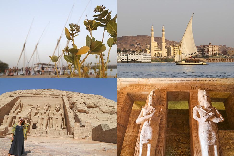Aswan Travel Blog