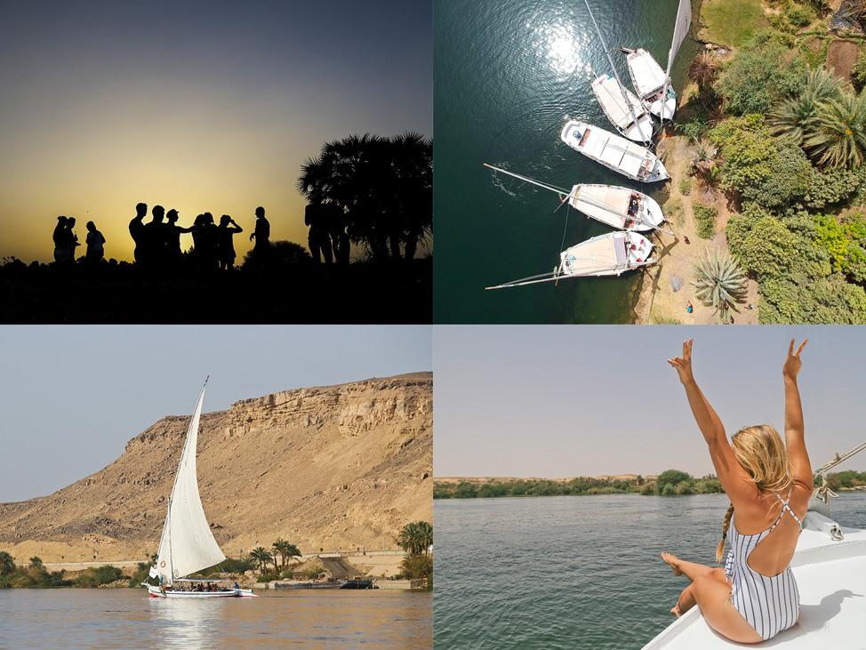 Nile Sail Travel Blog