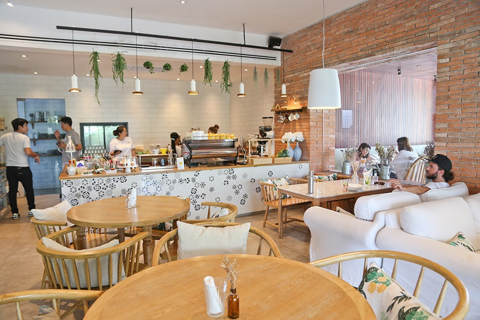 The Summer House Cafe, Ayutthaya, Thailand