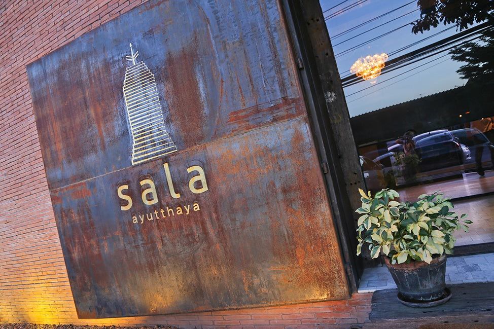 Sala Hotel, Ayutthaya, Thailand