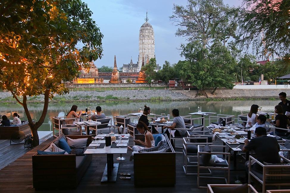 Sala Ayutthaya Eatery And Bar
