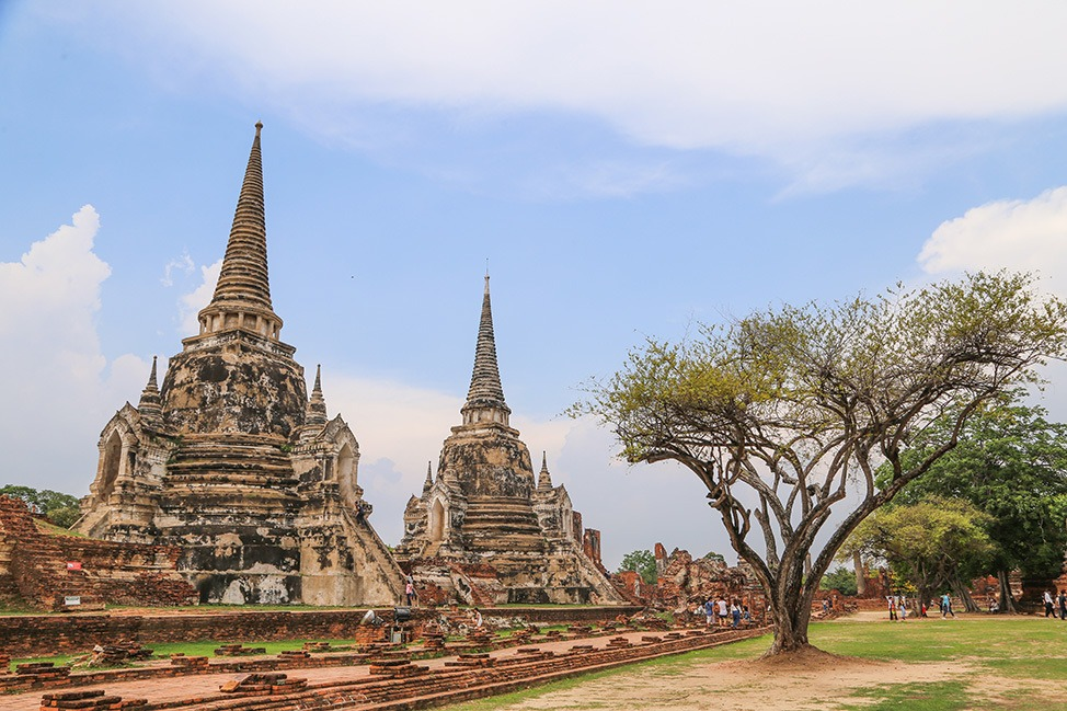 Self Guided Temple Tour Ayutthaya