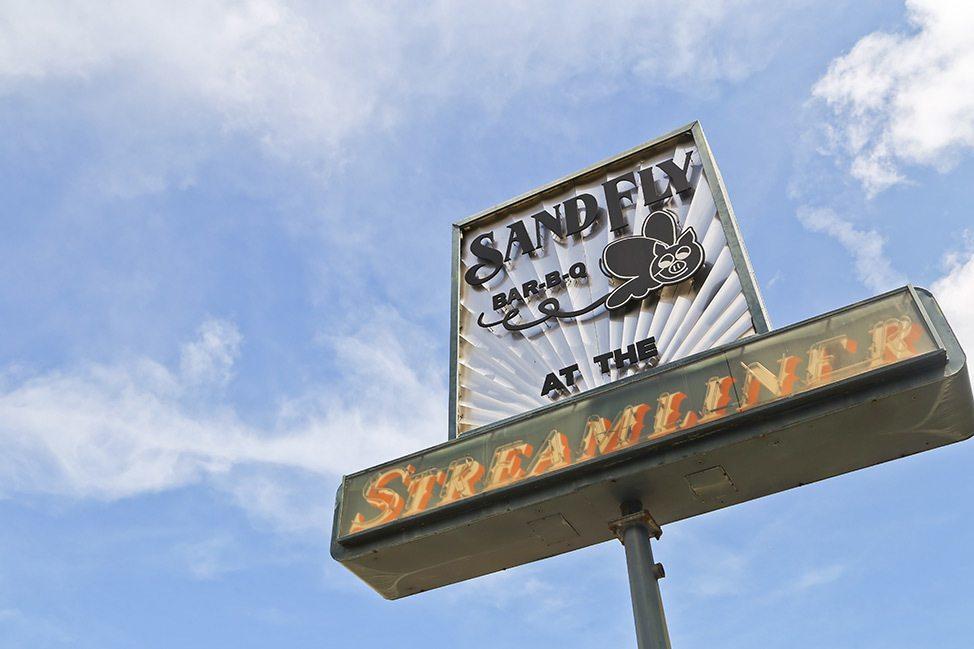 Sandfly BBQ, Savannah, Georgia