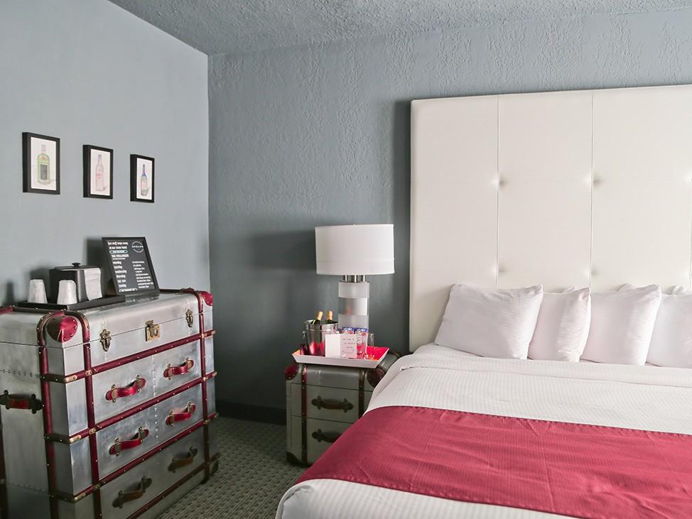 The Avalon Hotel, St. Pete, Florida