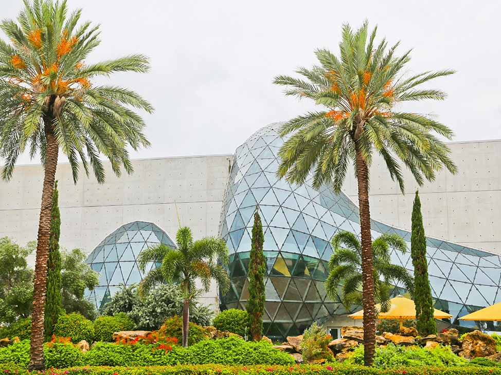 Dali Museum, St. Pete, Florida