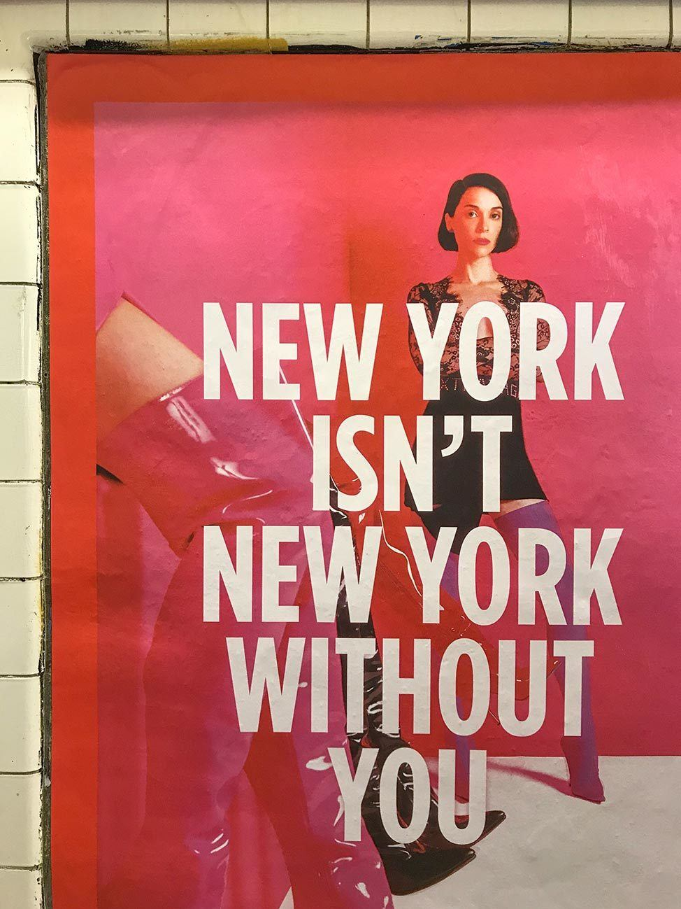 New York Isn't New York Without You