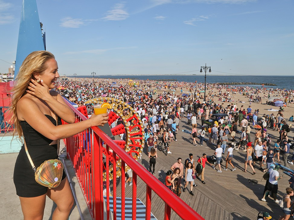 Coney Island Mermaid Parade NYC