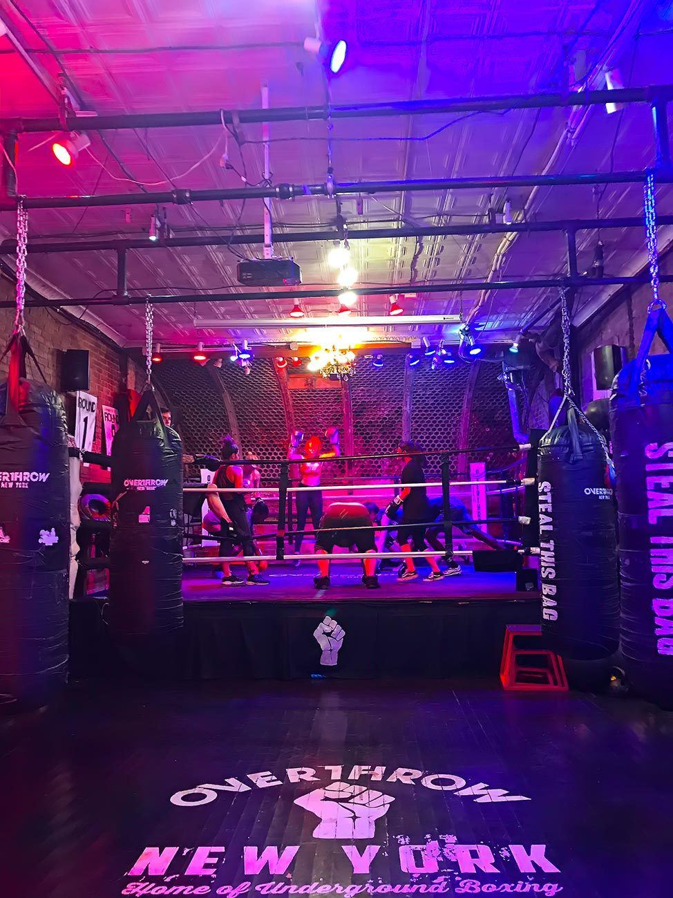 Overthrow Boxing Club