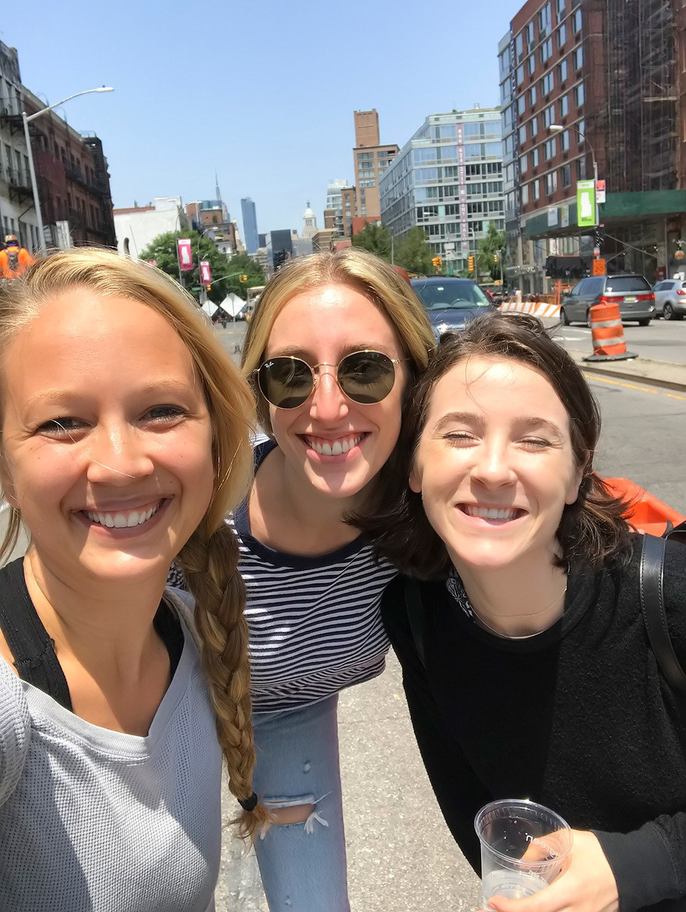 Friend time in NYC