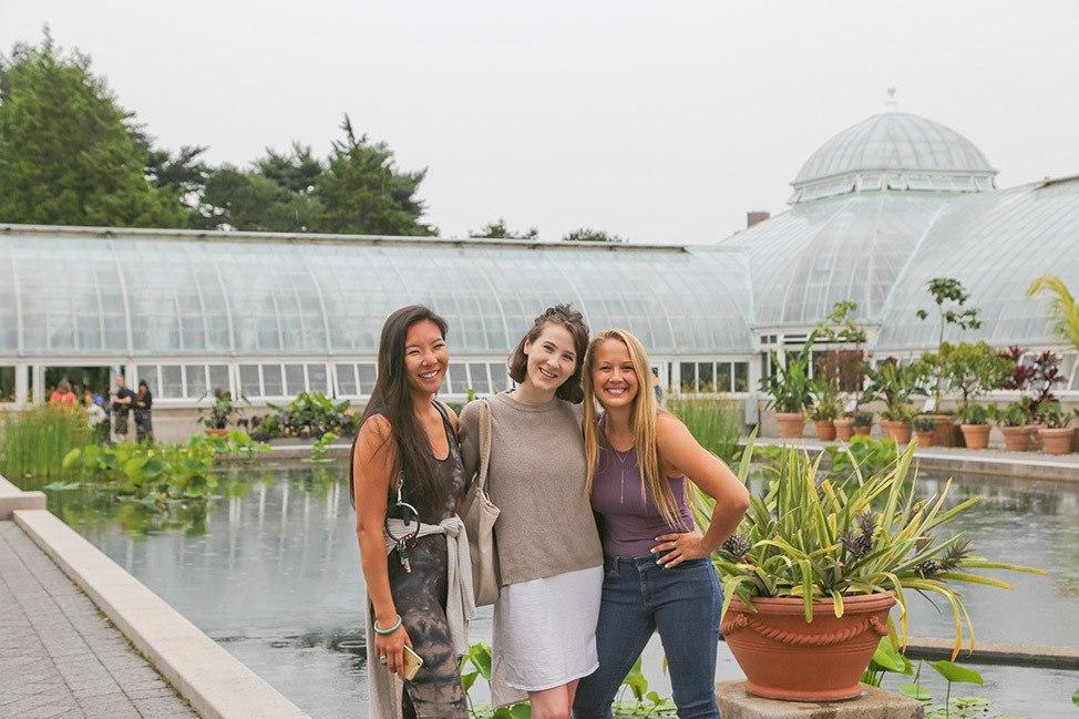Summer at New York Botanical Gardens