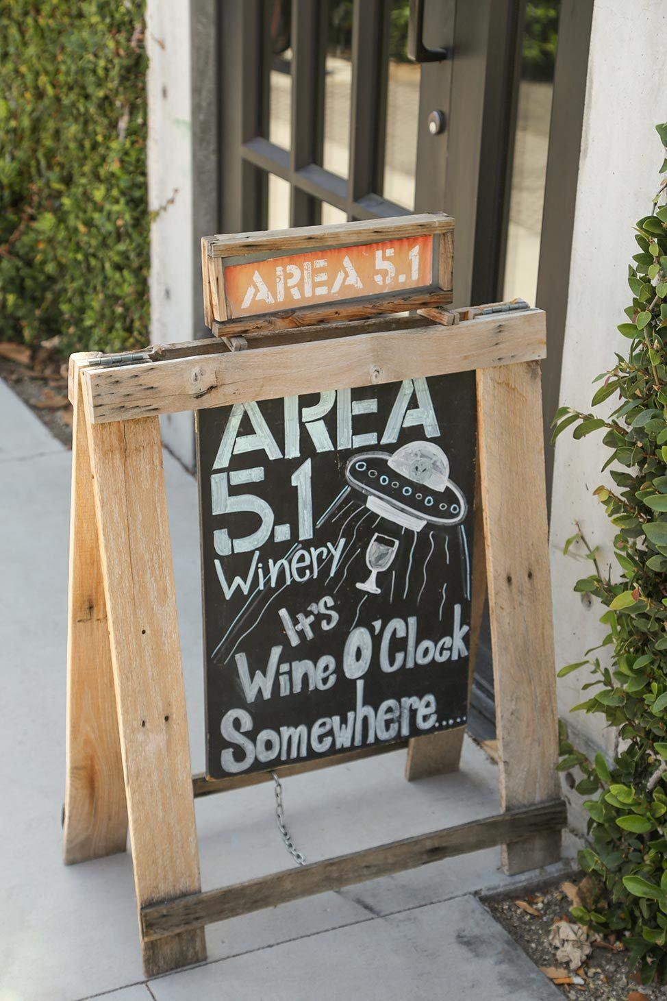 Dog Friendly Area 5.1 Winery Santa Barbara