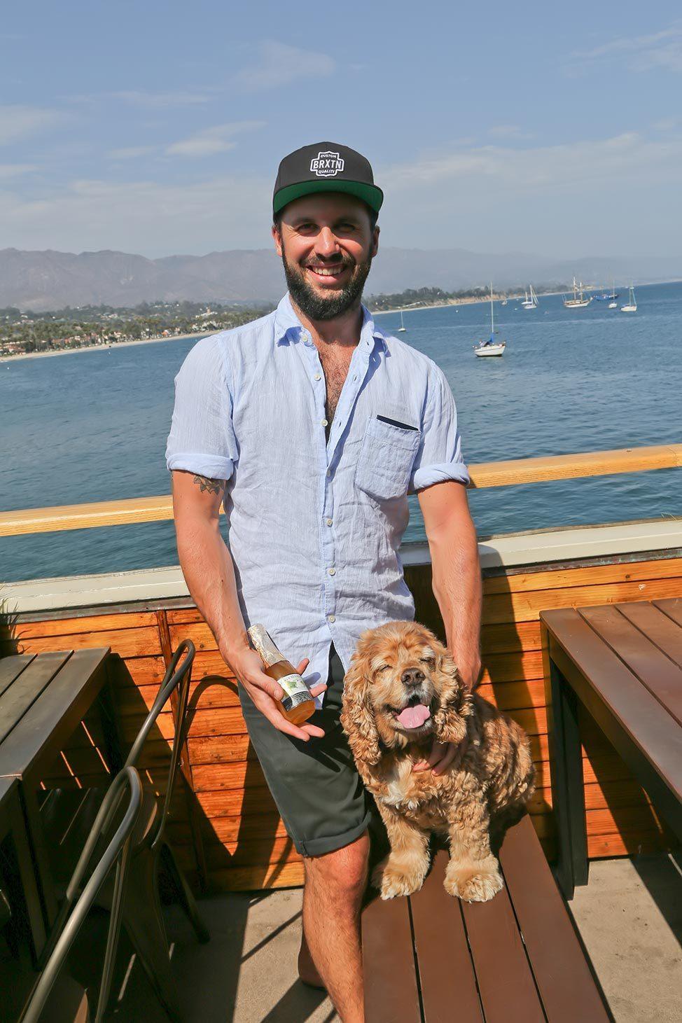 Dog Friendly Deep Sea Tasting Room Santa Barbara