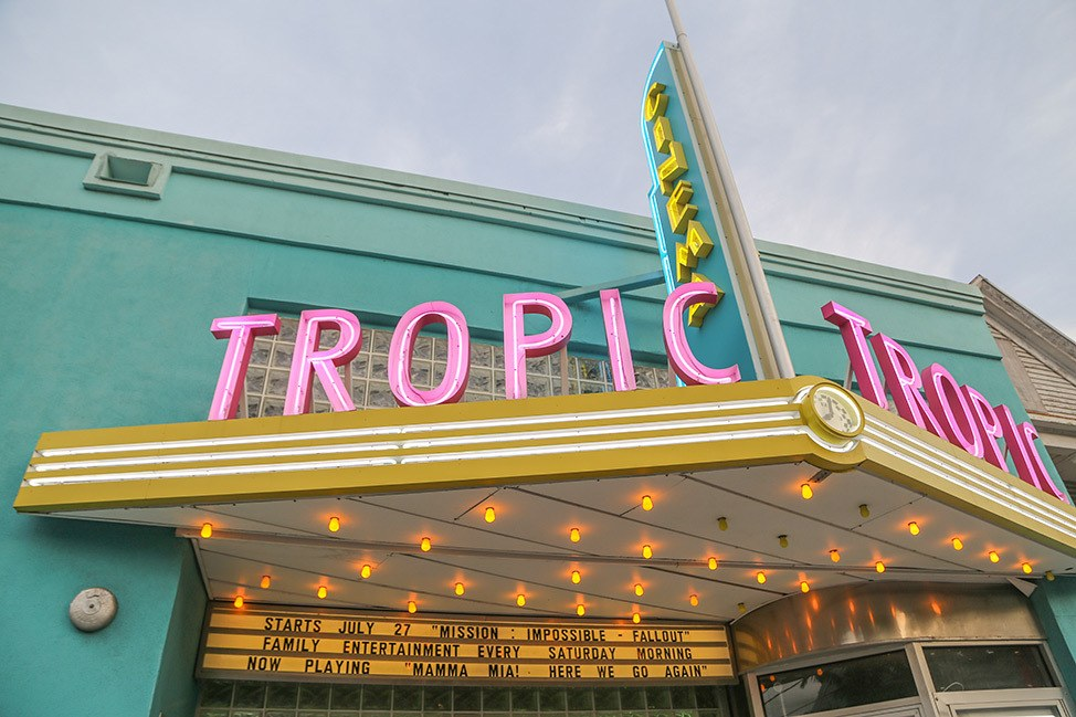 Tropic Theater Key West