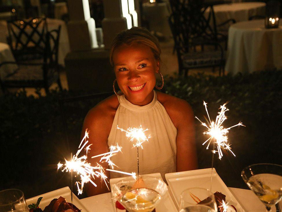 Latitudes Restaurant Key West Bachelorette Party