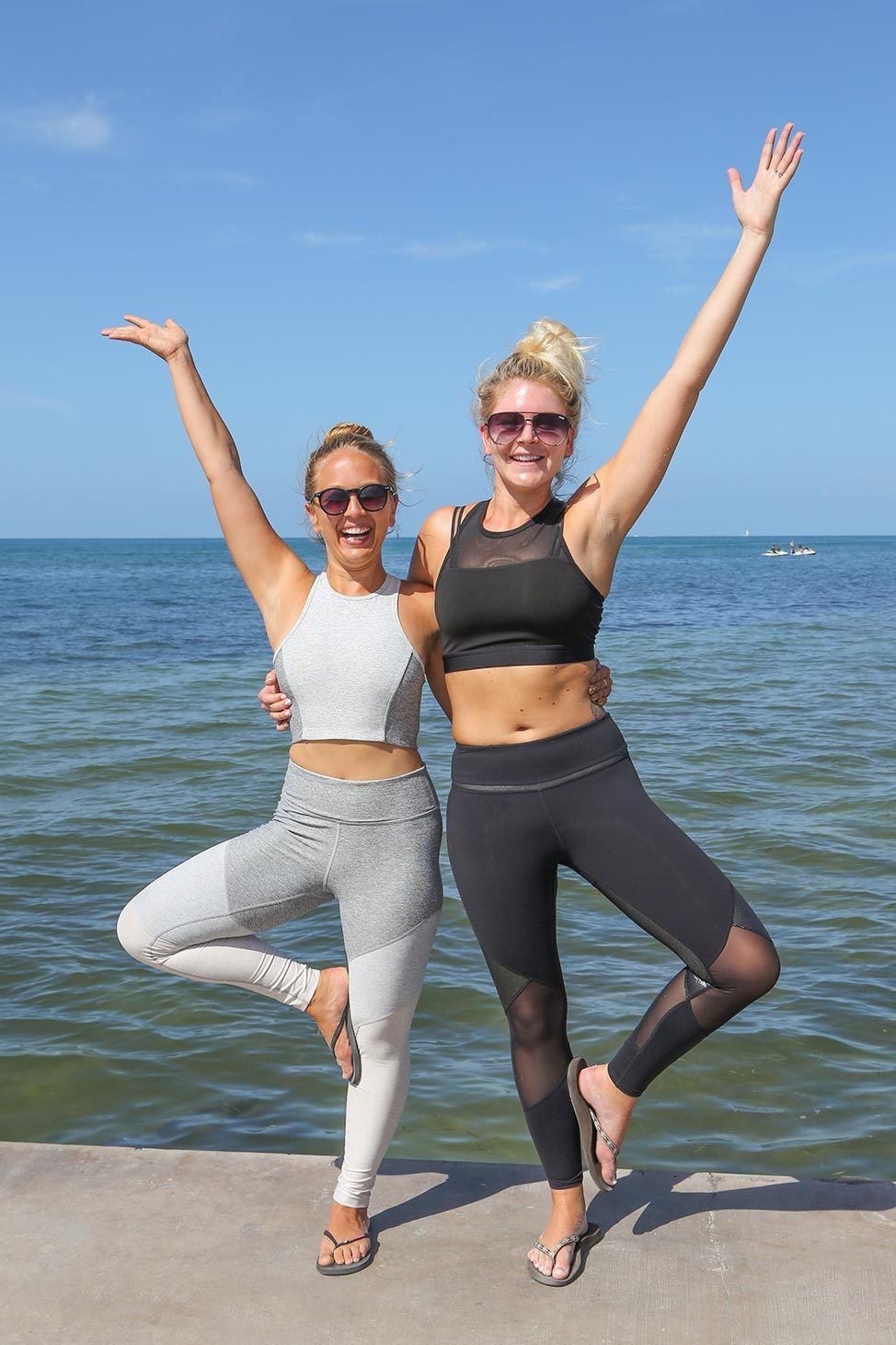 Yoga in Key West