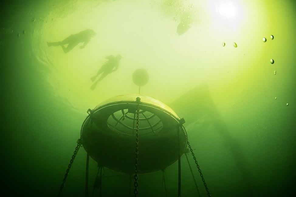 Scuba Diving at the Key Largo Undersea Park's Emerald Lagoon