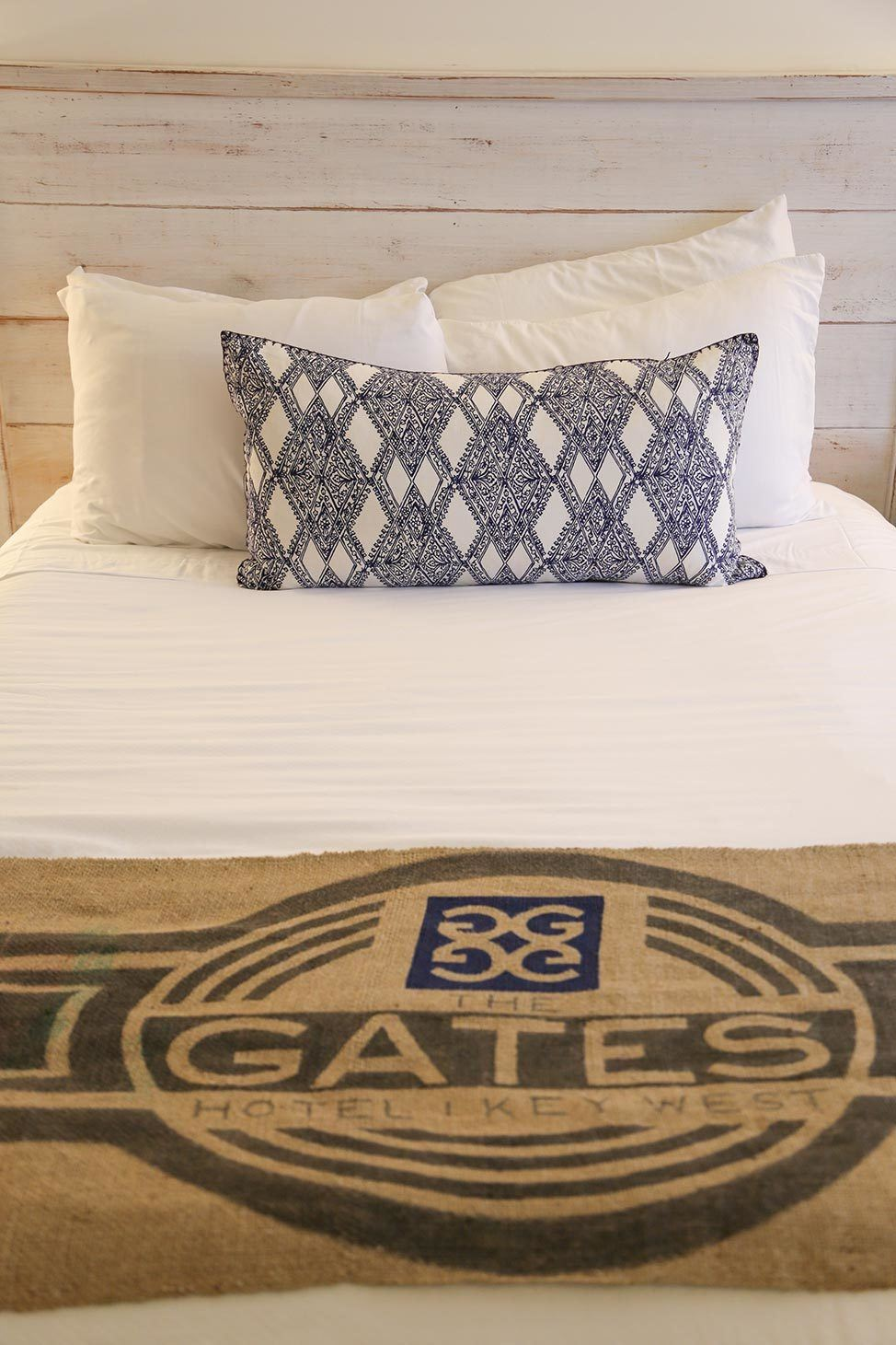 Rooms at The Gates Hotel Key West