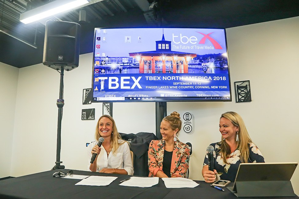 Speaking at TBEX 2018 on The Power of Outsourcing