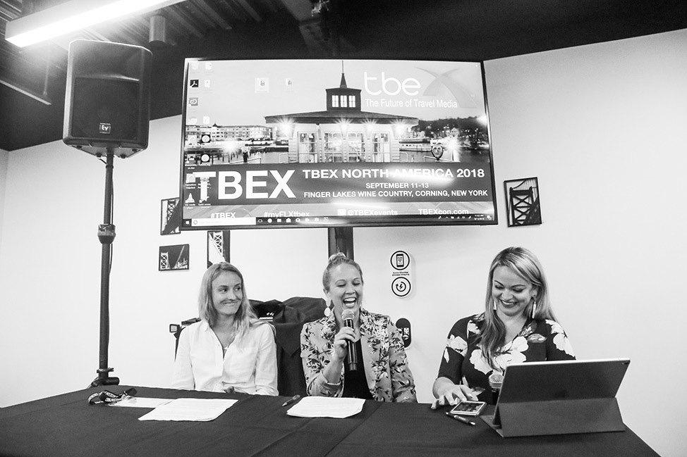 TBEX 2018 Finger Lakes