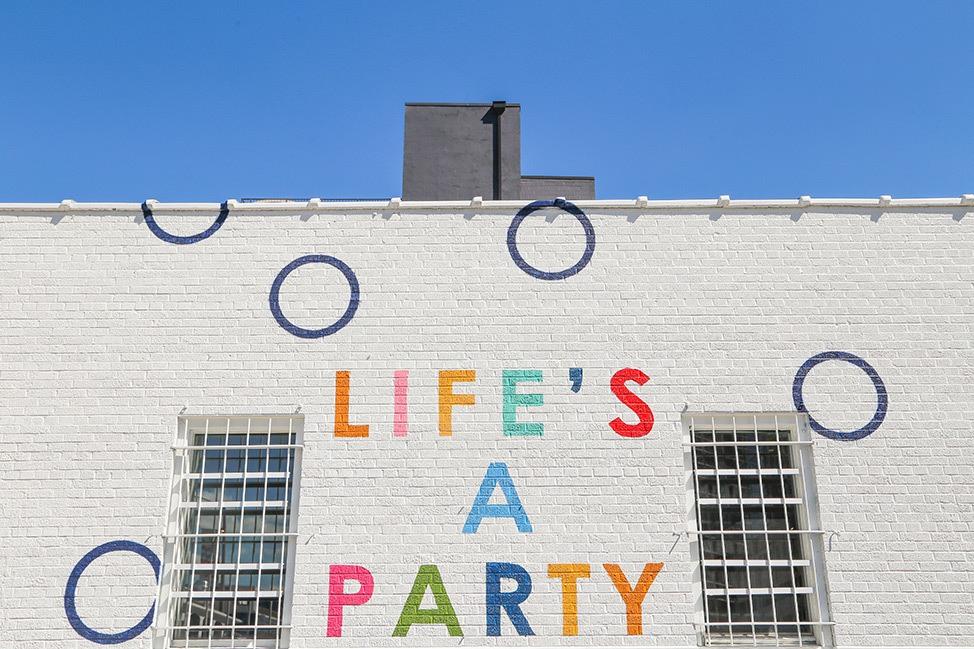 Life's a Party Austin
