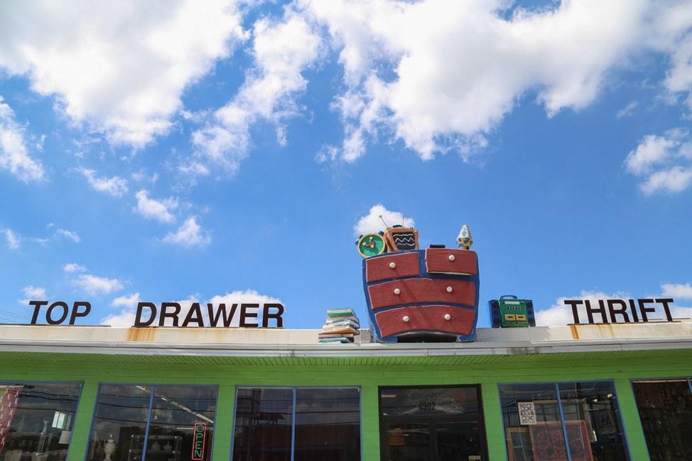 Top Drawer Thrift Austin