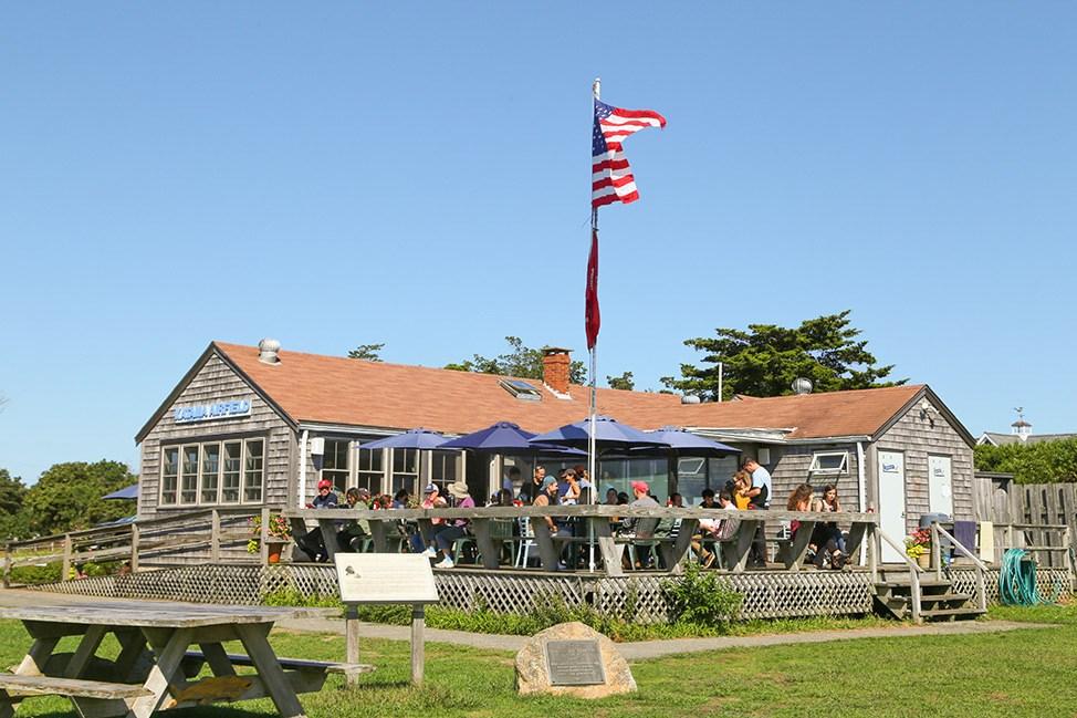 Right Fork Diner, Martha's Vineyard