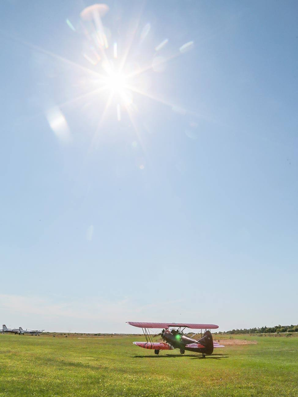 Marthas Vineyard Biplane Ride Review
